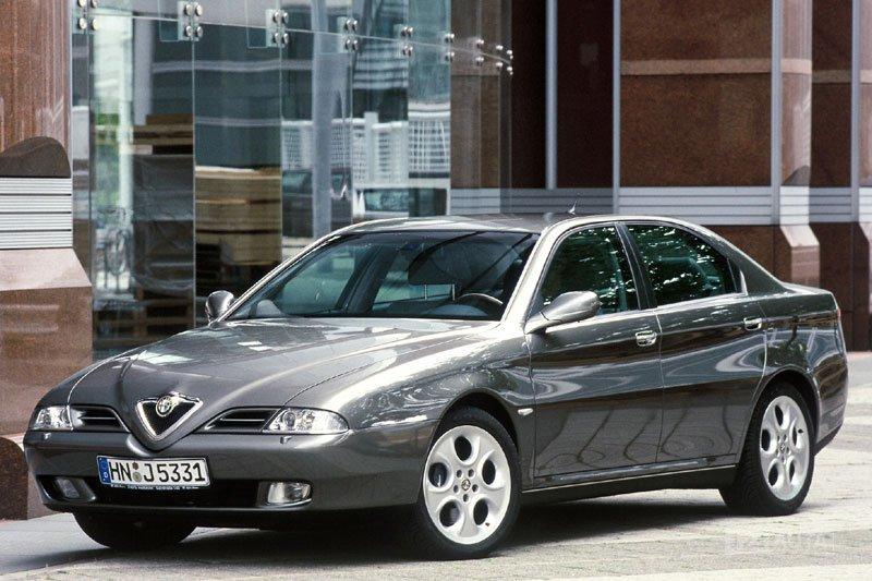 Technicka Data Alfa Romeo 166 3 0 V6 24v Sporttronic Autonoto Cz