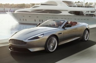 Aston Martin DB9 Roadster
