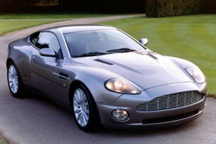 Aston Martin Vanquish V12 Vanquish