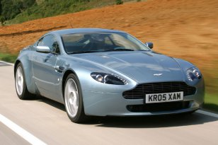 Aston Martin Vantage V8 Vantage