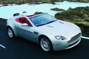Aston Martin Vantage V8 Vantage Roadster
