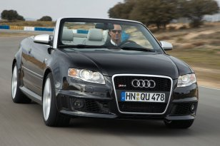 Audi A4 RS4 Cabriolet