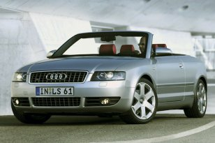 Audi A4 S4 Cabriolet