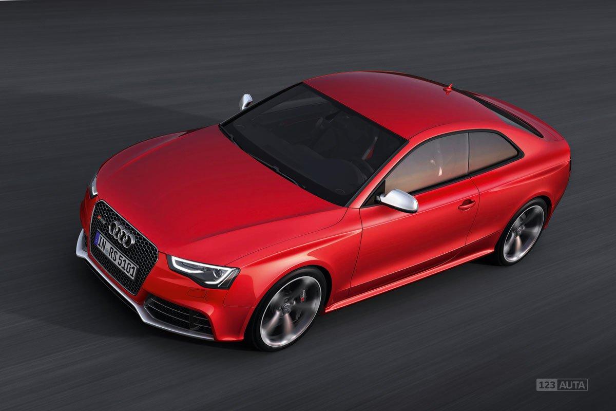 Audi RS5 Facelift 2012 Coupé zu Preisen ab 78200 Euro