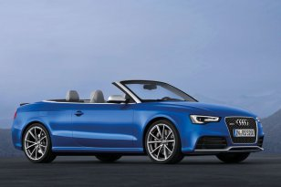 Audi A5 RS5 Cabriolet