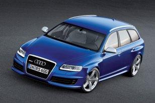 Audi A6 RS6 Avant