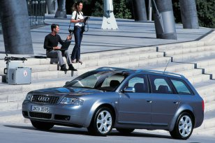 Audi A6 S6 Avant