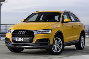 Audi Q3, 2015 – současnost