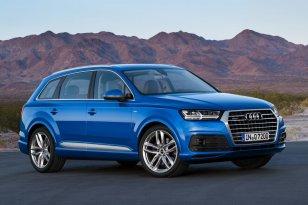 Audi Q7, 2015 – současnost