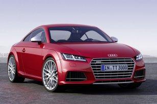 Audi TT, 2014 – současnost