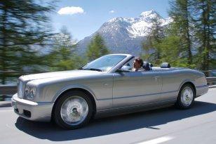 Bentley Brooklands Azure