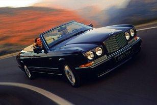 Bentley Continental Azure