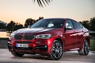 BMW X6, 2014 – současnost