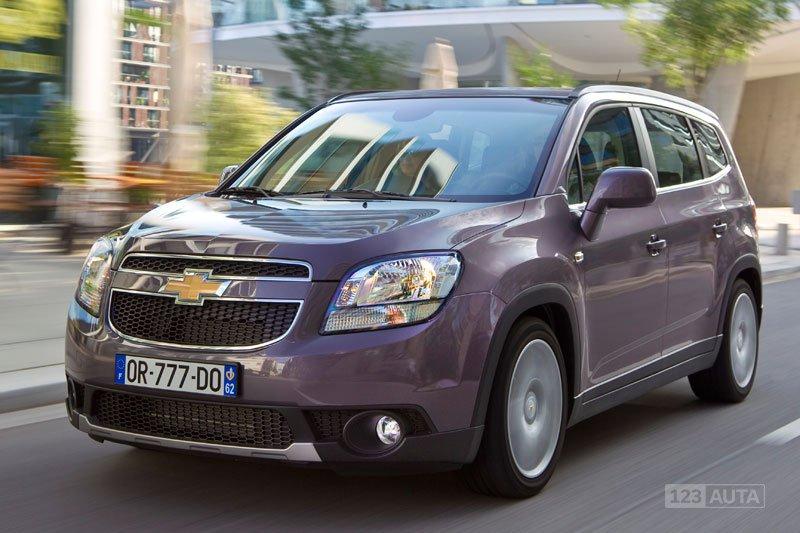 Technick Data Chevrolet Orlando 14t Ltz Autonoto