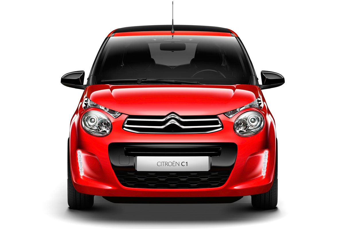 technick data citroen c1 vti 68 shine edition. Black Bedroom Furniture Sets. Home Design Ideas