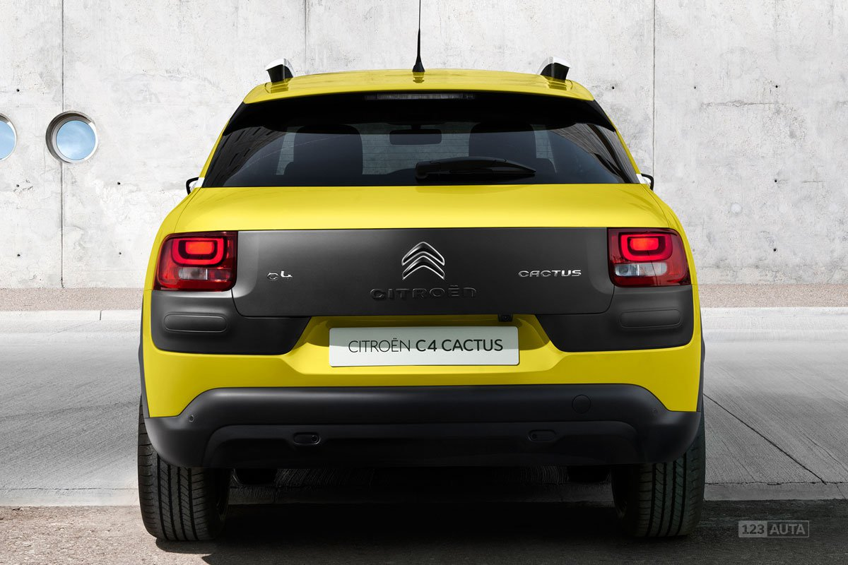 technick data citroen c4 cactus e hdi 90 feel. Black Bedroom Furniture Sets. Home Design Ideas