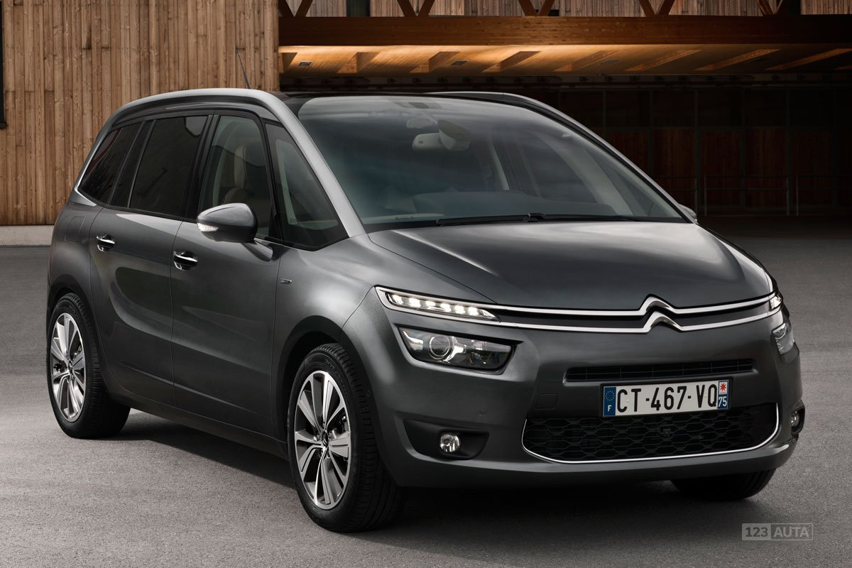 technick data citroen grand c4 picasso e hdi 115 business. Black Bedroom Furniture Sets. Home Design Ideas