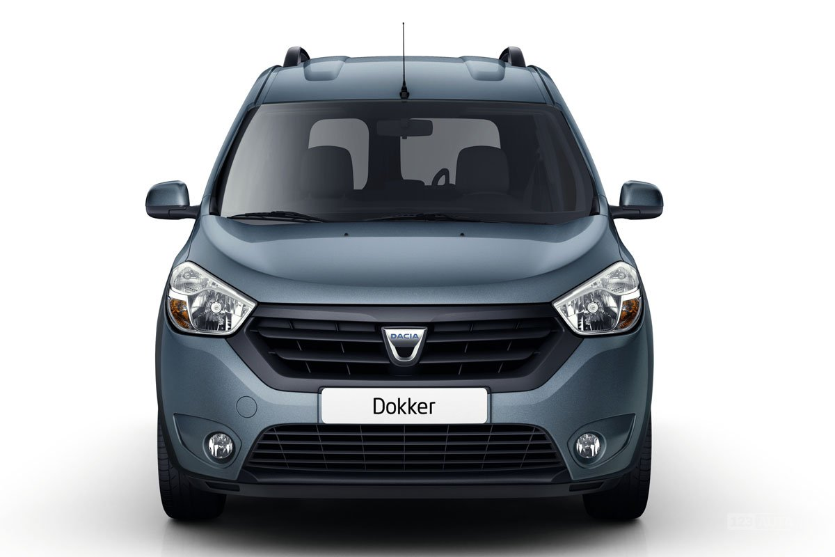 technick data dacia dokker tce 115 stepway. Black Bedroom Furniture Sets. Home Design Ideas