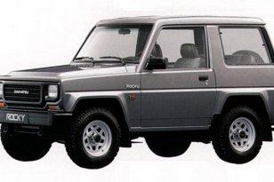Daihatsu Rocky Hardtop