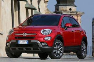 Fiat 500X, 2015 – současnost