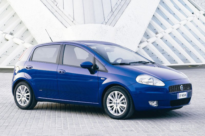 Výsledek obrázku pro Fiat Punto Grande