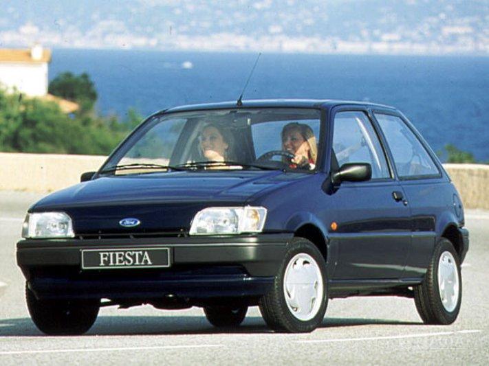 technick data ford fiesta 1994 1995 hatchback 3 dve e. Black Bedroom Furniture Sets. Home Design Ideas