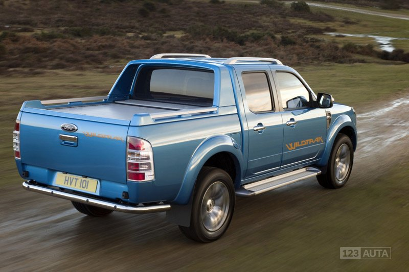 technick data ford ranger double cab 2 5 tdci limited. Black Bedroom Furniture Sets. Home Design Ideas