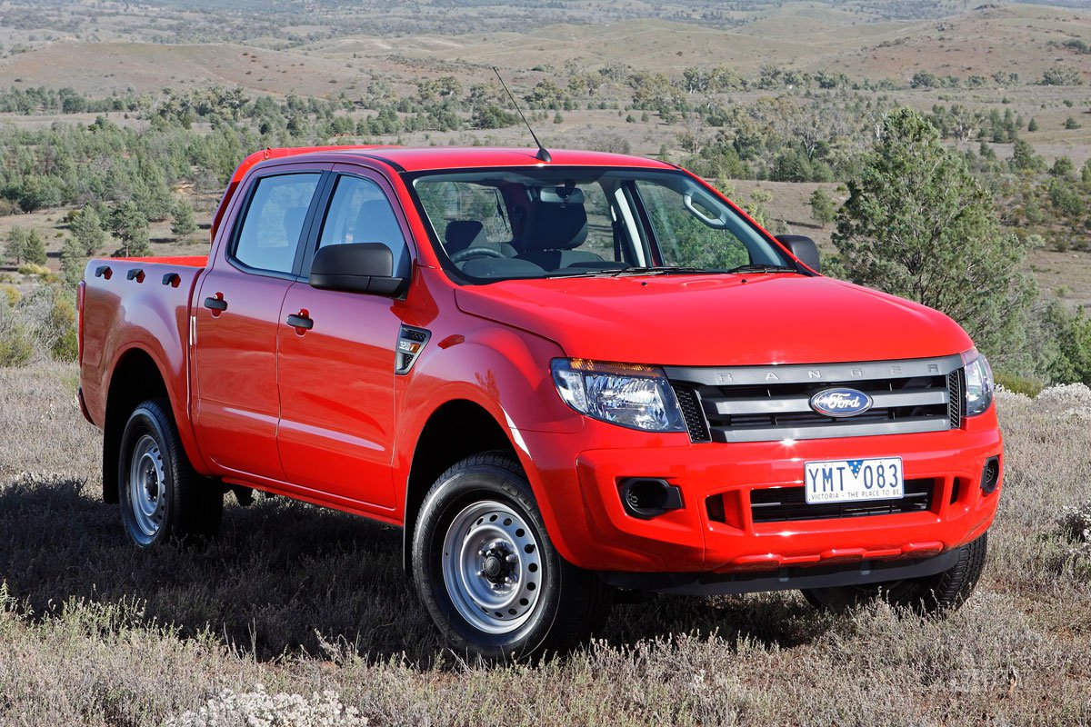 technick data ford ranger double cab 2 2 tdci limited. Black Bedroom Furniture Sets. Home Design Ideas