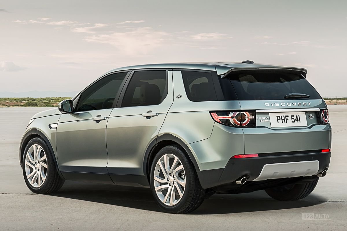 Technick data land rover discovery sport sd4 s for Discovery katalog