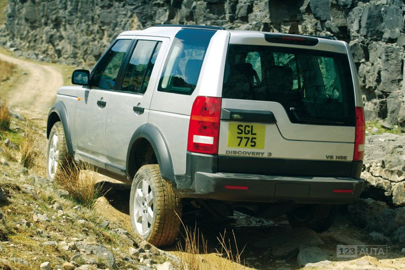 Technick data land rover discovery 2 7 tdv6 se for Discovery katalog