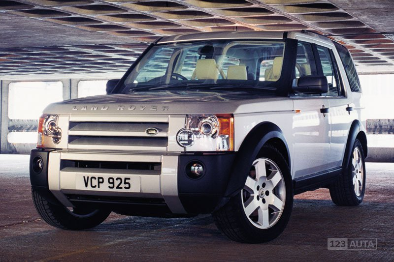 Technick data land rover discovery 2 7 tdv6 hse for Discovery katalog