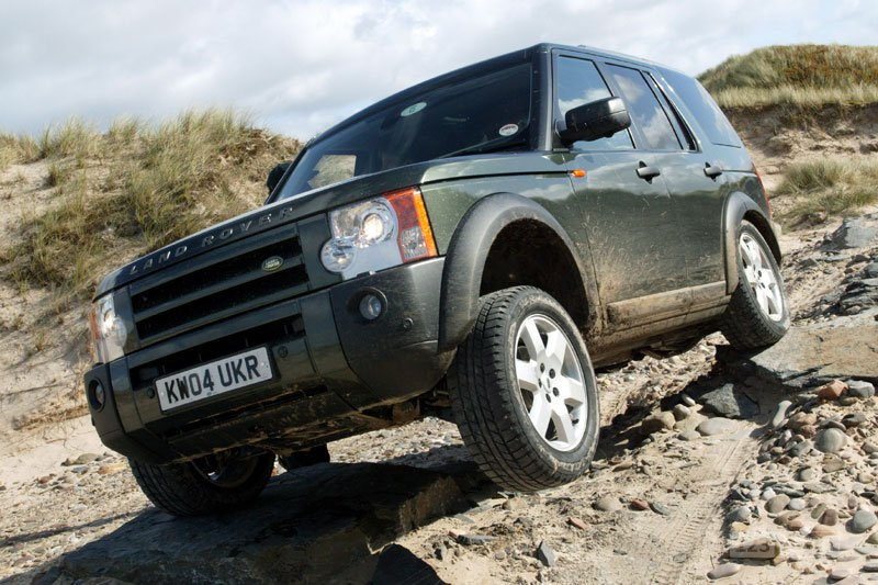 Technick data land rover discovery 2 7 tdv6 s for Discovery katalog