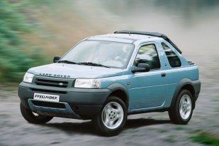 Land Rover Freelander Hardback