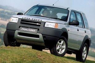 Land Rover Freelander Station Wagon