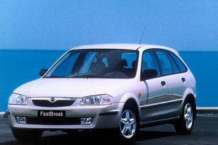 Mazda 323 FastBreak