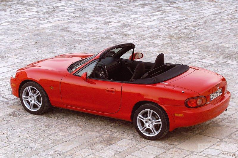mazda mx 5 convertible 2005