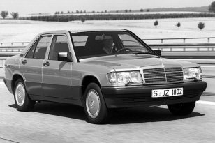 Mercedes Benz 190-series
