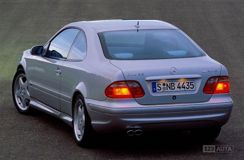 clk 430 coupe 0-100
