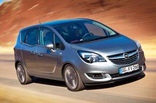 Opel Meriva, 2014 – současnost