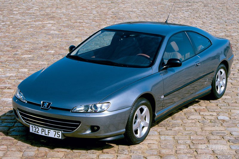technick data peugeot 406 coupe 2 2 hdi. Black Bedroom Furniture Sets. Home Design Ideas