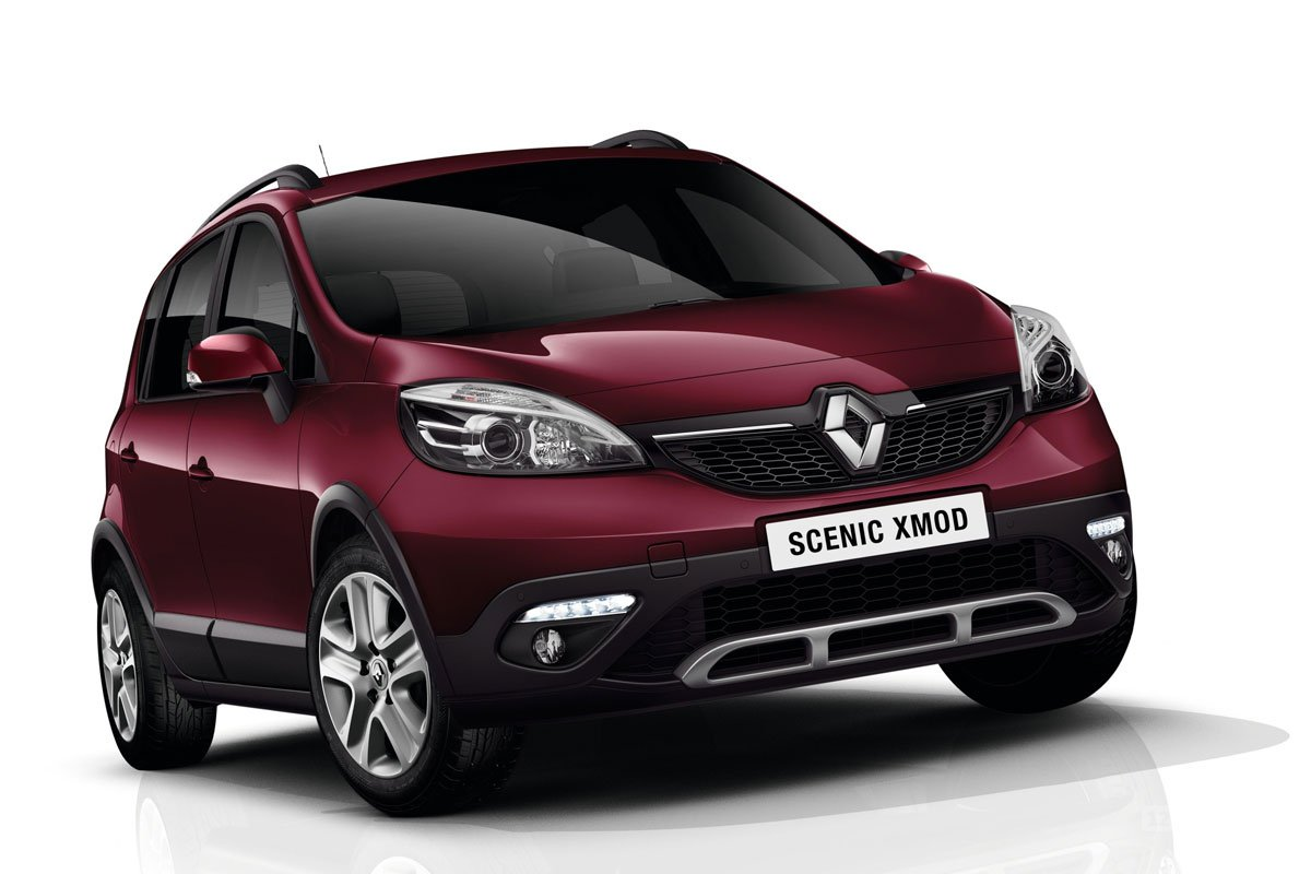 technick data renault scenic xmod dci 130 energy bose. Black Bedroom Furniture Sets. Home Design Ideas