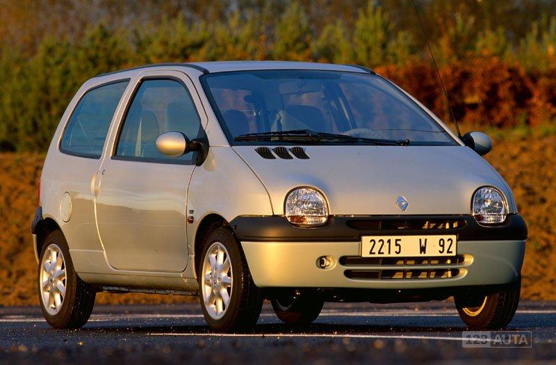 Technick Data Renault Twingo 12 Cinetic Autonoto