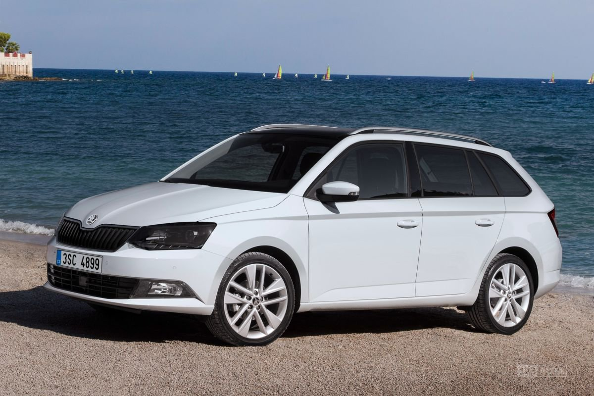 technick data skoda fabia combi 1 2 tsi 81kw greentech ambition. Black Bedroom Furniture Sets. Home Design Ideas