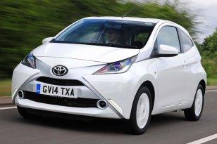 Toyota Aygo, 2014 – současnost