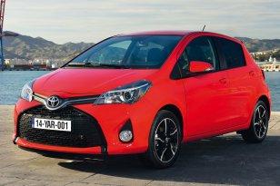 Toyota Yaris, 2014 – současnost
