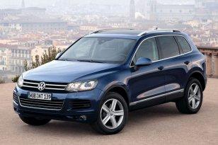 Volkswagen Touareg, 2014 – současnost