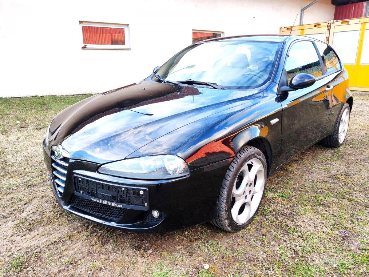 Alfa Romeo 147, 2006 - celkový pohled