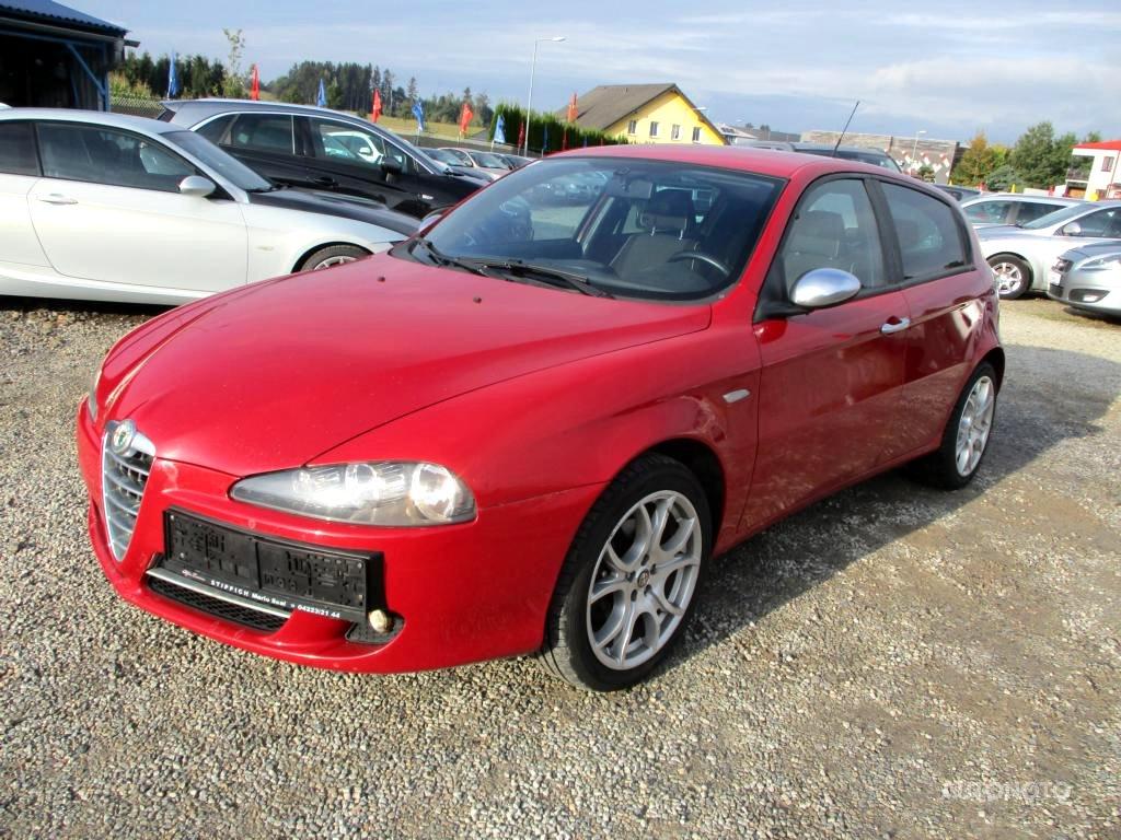 Alfa Romeo 147, 2009 - celkový pohled