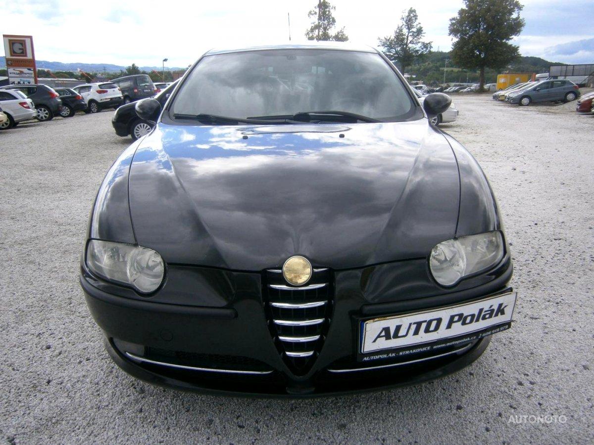 Alfa Romeo 147, 2004 - celkový pohled