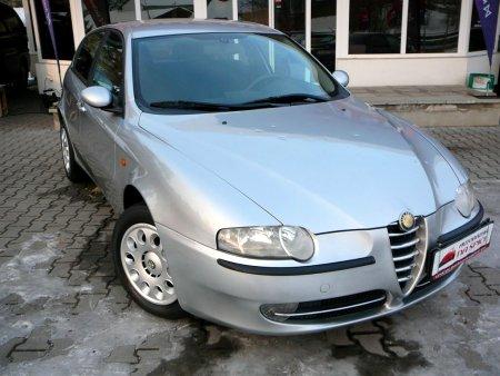 Alfa Romeo 147, 2002